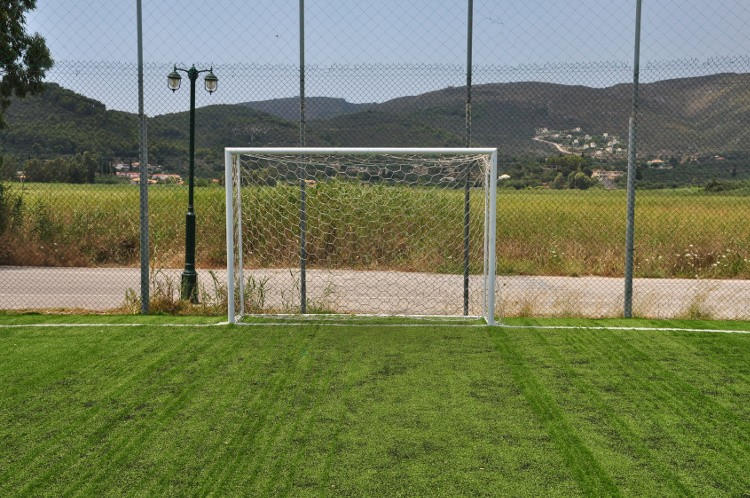terrain football delimitation