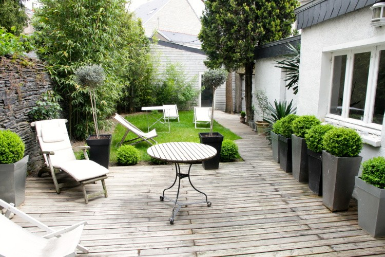 Am nager une terrasse en ville 6 astuces efficaces for Amenager son entree de maison exterieur