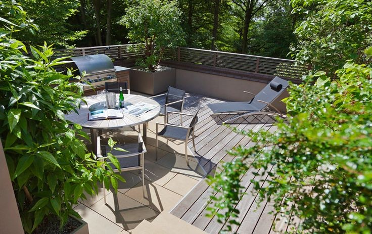 Formidable Idee D Amenagement De Terrasse #6: Idee Aménagement De Terrasse