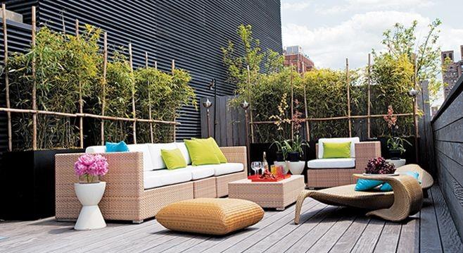 Décorez Votre Terrasse Avec Nos Conseils | Habitatpresto