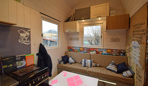 Salon de la tiny house