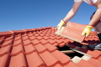 fuite toiture tuile réparation