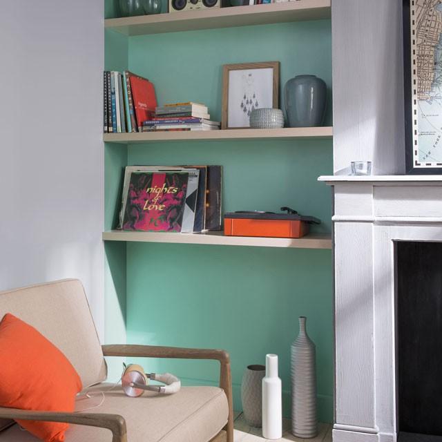 peintures enduits effets bien choisir habitatpresto. Black Bedroom Furniture Sets. Home Design Ideas