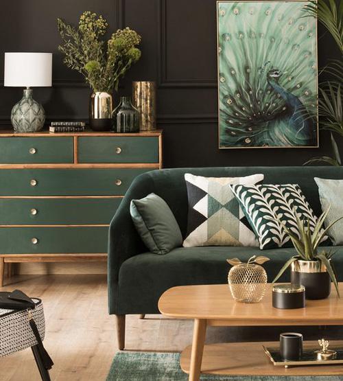 tendances d co 2019 les 6 immanquables de l ann e. Black Bedroom Furniture Sets. Home Design Ideas