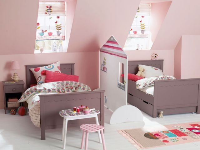 d co de rentr e pour la chambre de vos enfants habitatpresto. Black Bedroom Furniture Sets. Home Design Ideas