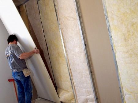 Devis cloisons isolation int rieure gratuits - Isolation phonique interieure appartement ...