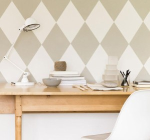Comment peindre des boiseries int rieures habitatpresto for Peinture murale salon tendance
