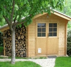 Abri jardin besoin d 39 un permis de construire habitatpresto - Abri de jardin declaration de travaux ...