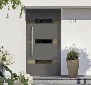 Id es et tendance porte d 39 entr e 2017 habitatpresto for Decoration porte entree exterieur