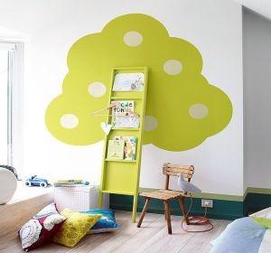 10 id es peintures pour chambre d 39 enfant habitatpresto - Peinture chambre d enfant ...