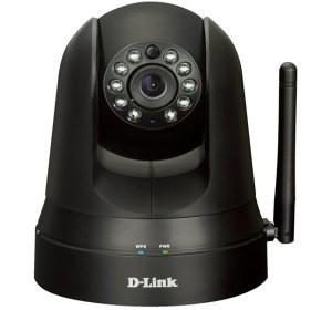 surveillance alarme caméra IP
