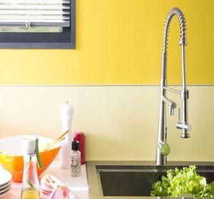choix de peinture pour cuisine comment associer la. Black Bedroom Furniture Sets. Home Design Ideas