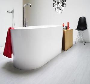 Choisir du parquet sp cial salle de bain habitatpresto - Parquet pour salle d eau ...