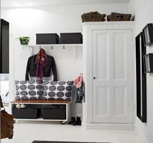 astuces pour am nager l 39 entr e de la maison habitatpresto. Black Bedroom Furniture Sets. Home Design Ideas