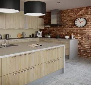 cuisine ouverte semi ouverte ou ferm e habitatpresto. Black Bedroom Furniture Sets. Home Design Ideas