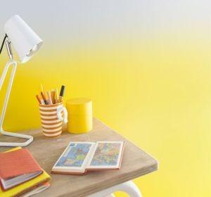 osez le tie and dye pour la peinture murale habitatpresto. Black Bedroom Furniture Sets. Home Design Ideas