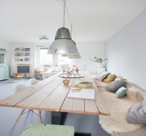 Inspirations d coration scandinave pour le salon - Inspiration deco salon ...