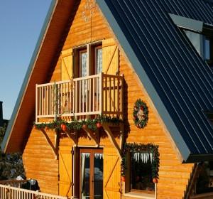 ces 10 maisons en bois que vous allez adorer habitatpresto. Black Bedroom Furniture Sets. Home Design Ideas