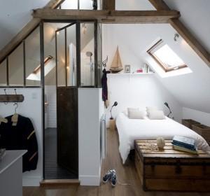 Superior La Rénovation Du0027un Appartement Sous Combles Demande Des Astuces Du0027 Aménagement à Connaitre !