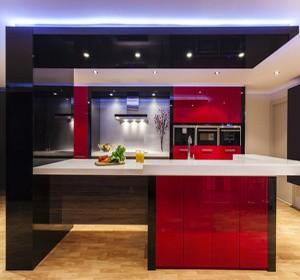 8 bonnes raisons d 39 am nager un bar dans la cuisine. Black Bedroom Furniture Sets. Home Design Ideas