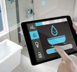 Connectez vous avec votre salle de bain habitatpresto for Salle de bain du futur