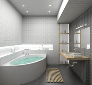 quel budget pour rénover une salle bain ? | habitatpresto - Combien Coute Une Salle De Bain Complete