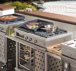 barbecue amenagement terrasse