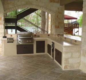 15 id es d 39 am nagement de cuisine d 39 t habitatpresto. Black Bedroom Furniture Sets. Home Design Ideas