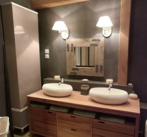 Salle de bain cout finest prixdevis rnovation total duune for Cout renovation sdb