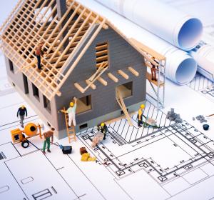 Photo Construction Maison construction d'une maison neuve : quel budget prévoir ?