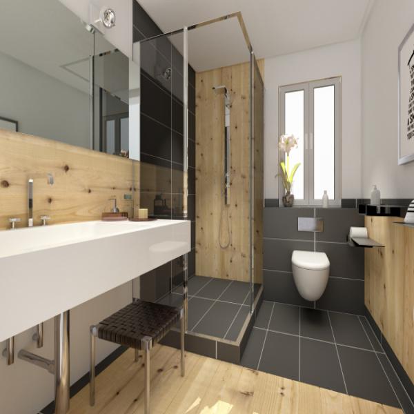 La Douche à Litalienne Sous Tous Les Angles Habitatpresto - Salle de bain italienne photos