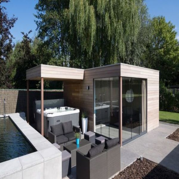 Pool House piscine