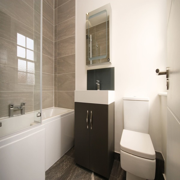 good separation de wc dans salle de bain with cacher un bidet dans une salle de bain. Black Bedroom Furniture Sets. Home Design Ideas
