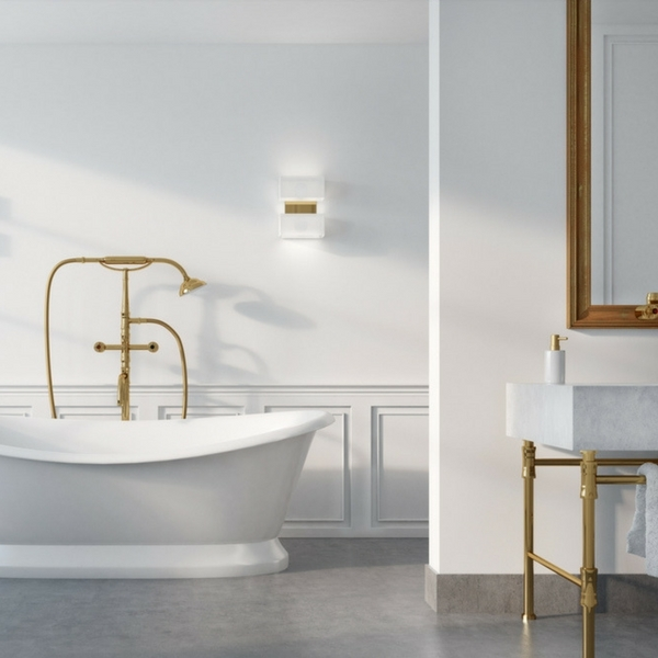 Tendances de salle de bains 2019 : les 5 incontournables