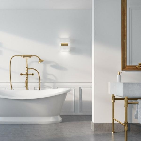 Salle de bain les tendances douche baignoire et for Salle bain tendance
