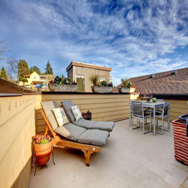 toit terrasse : comment gagner des m² en exploitant sa toiture ... - Comment Faire L Etancheite D Une Terrasse