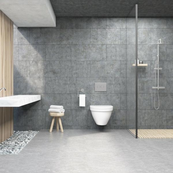 salle de bain les tendances douche baignoire et robinetterie 2018 habitatpresto. Black Bedroom Furniture Sets. Home Design Ideas
