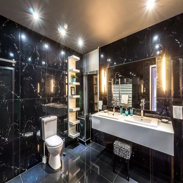 Lectricit salle de bain les normes respecter for Norme ventilation salle de bain