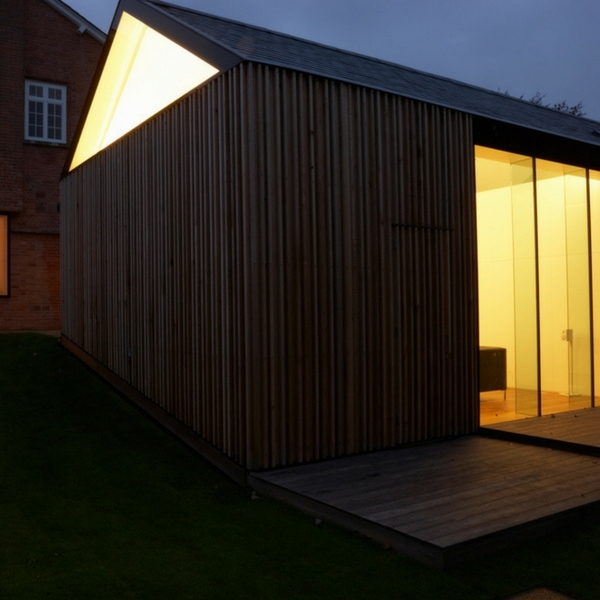 Extension maison bois toit plat extension maison toit for Extension toit plat prix