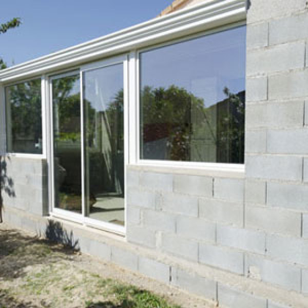 Extension maison parpaing avie home for Extension parpaing
