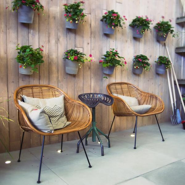 Mobilier de jardin design : les tendances 2019 à découvrir