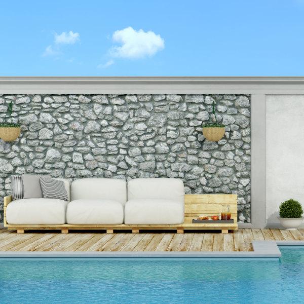 Salon de jardin en palettes : 10 idées déco originales