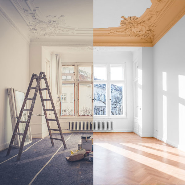 renovation appartement 45m2