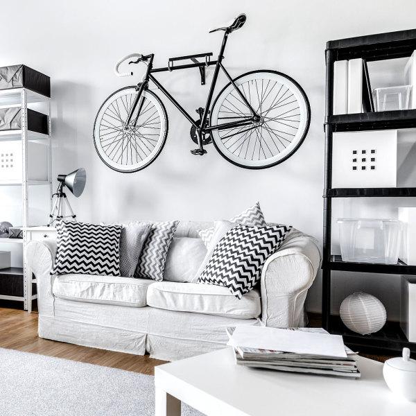 Tendance Déco 8 Inspirations Pour Décorer Avec Un Vélo