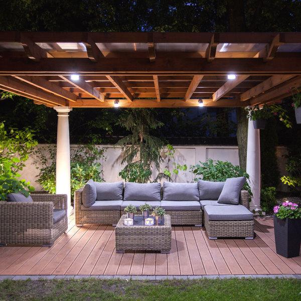 Dimensions d\'une terrasse : quelle est la taille idéale ?