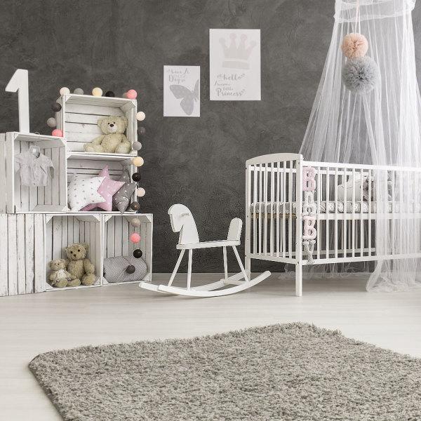 10 id es peintures pour chambre d 39 enfant habitatpresto. Black Bedroom Furniture Sets. Home Design Ideas