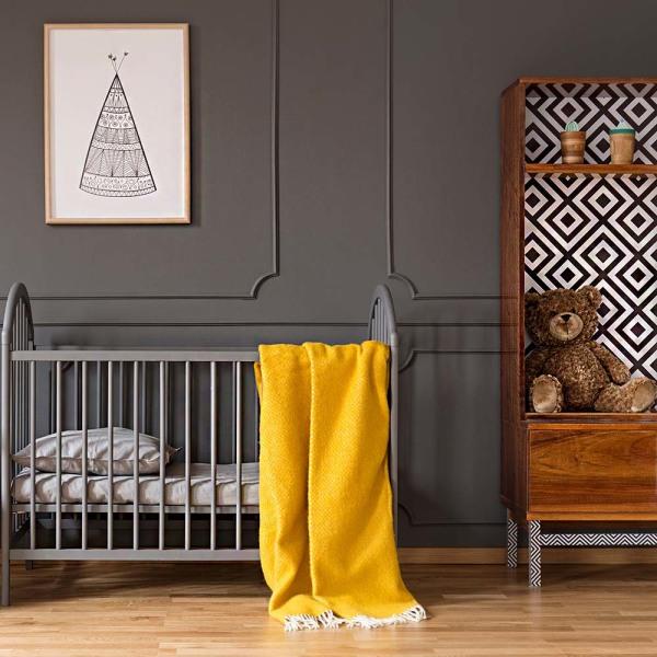 Chambre de bébé : les dernières tendances déco