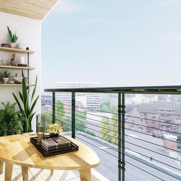tanch it d un balcon comment faire. Black Bedroom Furniture Sets. Home Design Ideas