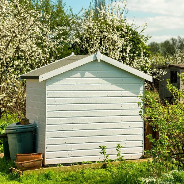 Abri de jardin en résine : quel prix pour quelle taille d\'abri ?