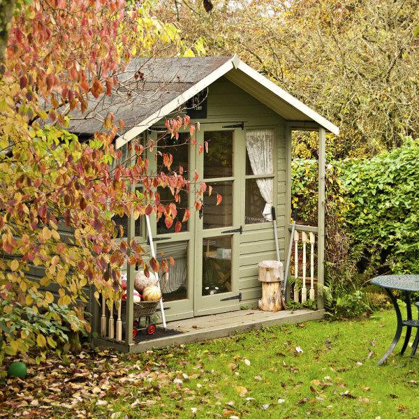 Abri de jardin : permis de construire obligatoire ou non ?